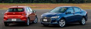 Onix, o carro mais vendido do Brasil.